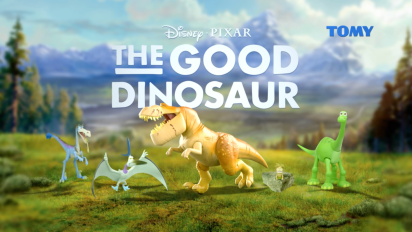 The Good Dinosaur & TOMY